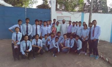SGI students visited Invert sugar India Private Limited at Malanpur #Gwalior