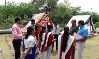 Valedictory Function of Scout Guide Camp @ ACE