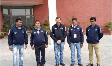Presentation by team SOS at Mahila Vishwavidyalaya Sonipat @ HIMCS