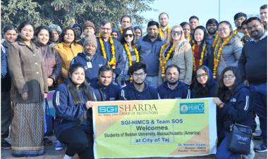 US-India Experimental Study Exchange Workshop @ HIMCS
