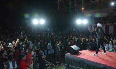 Musical Night with Tejinder Singh in Gyan Jyoti-2019 @ HCST