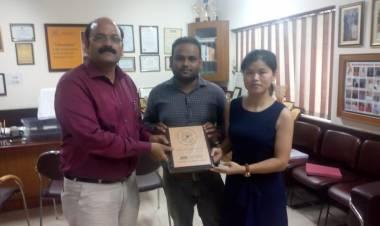 Placement in Holitech India Pvt Ltd @ HCST