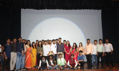 Fresher Welcome 2019: Anand College of Pharmacy