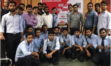 "Workshop on ""B-6 Technology in Automobile Engines"" @ AEC"