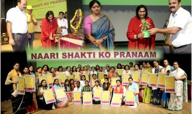 Women honored in HCST for their outstanding contribution to society