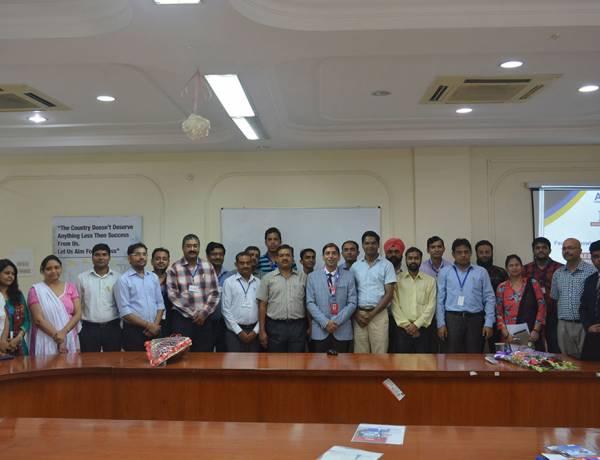 "Workshop on ""Enhancing Employability Skills"" @ AEC"