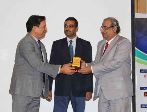 Best Academic Partner & Learning & Devpt. Award 2018 @ SGI