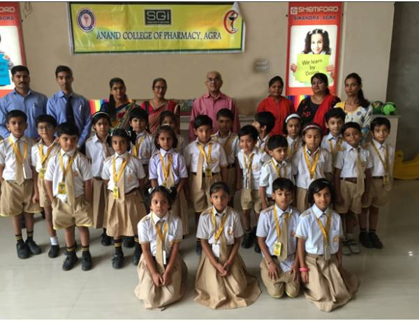 Students of ACP launches awareness campaign for school students