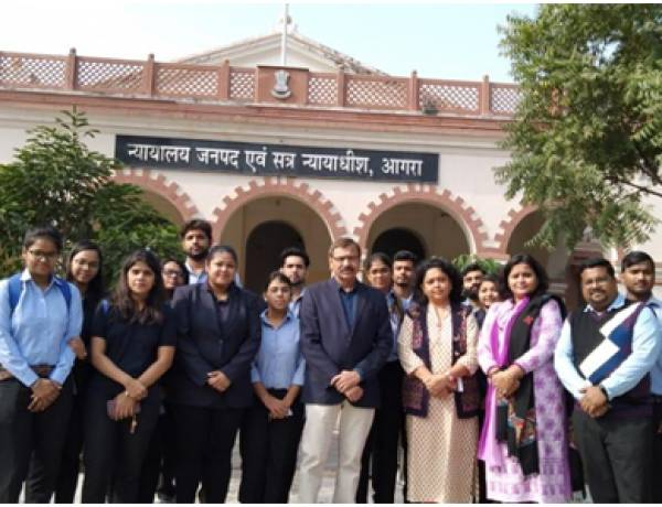 Students of HIMCS celebrated CONSTITUTION DAY- 2019
