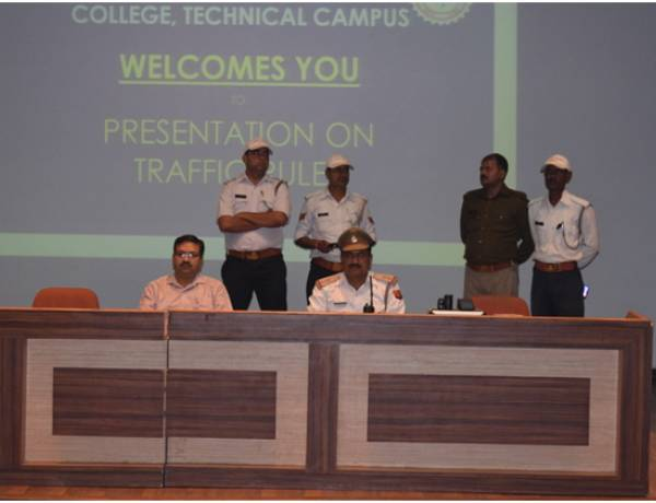 Workshop on Traffic Rules