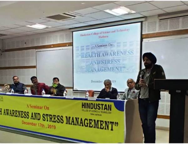 One Day Workshop on Stress Management