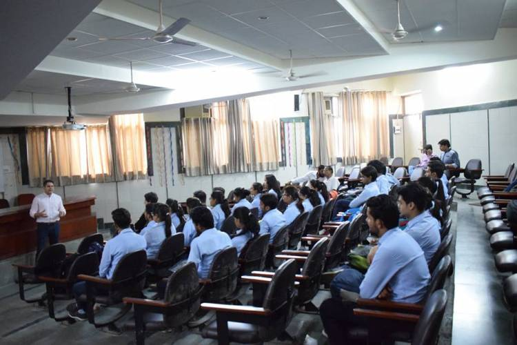 "Guest Lecture on ""Career in Cyber Security """