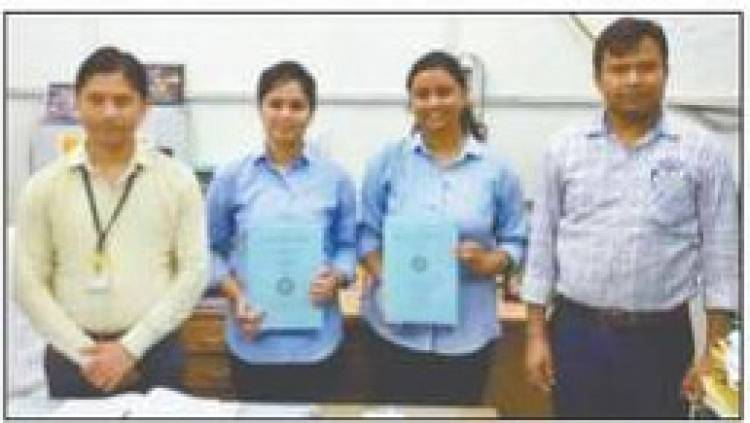 Students of HCST Selected in BCIL-2018