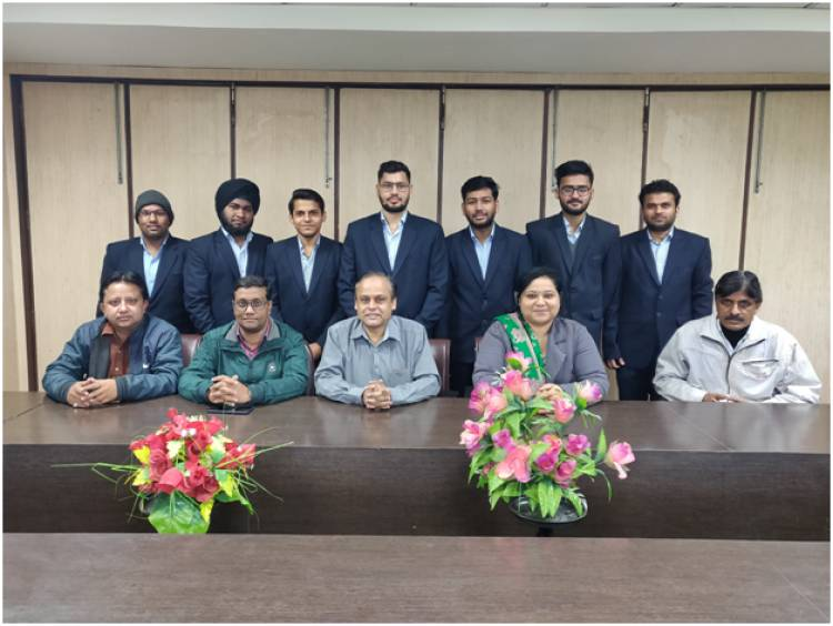 Students of Sharda Group of Institutions placed in Wipro Technologies