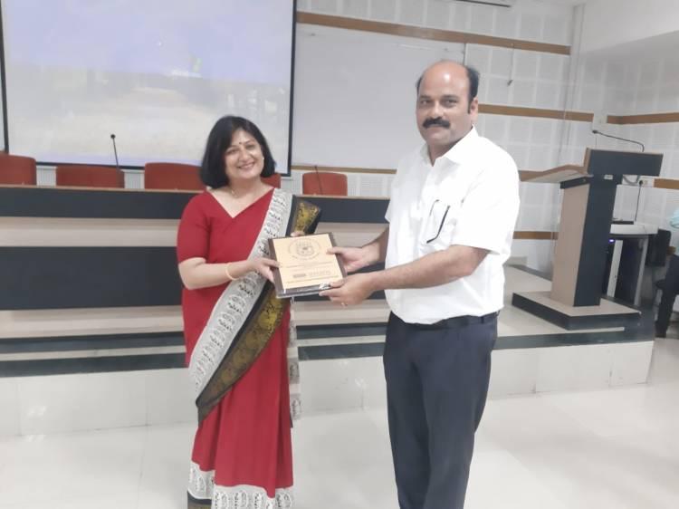 Guest Lecture by Dr. Babita Kataria @ HCST