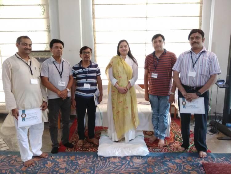 Workshop on Art of Living
