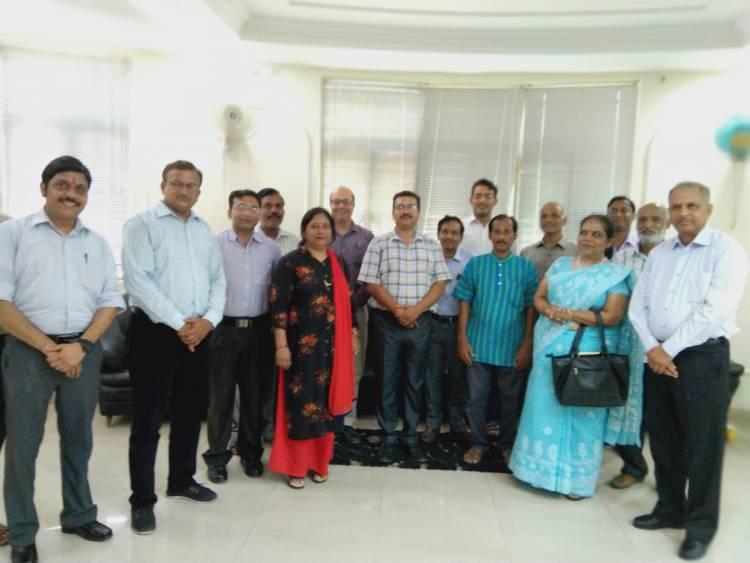 Anand Campus organizes Parents Teacher get-together programme