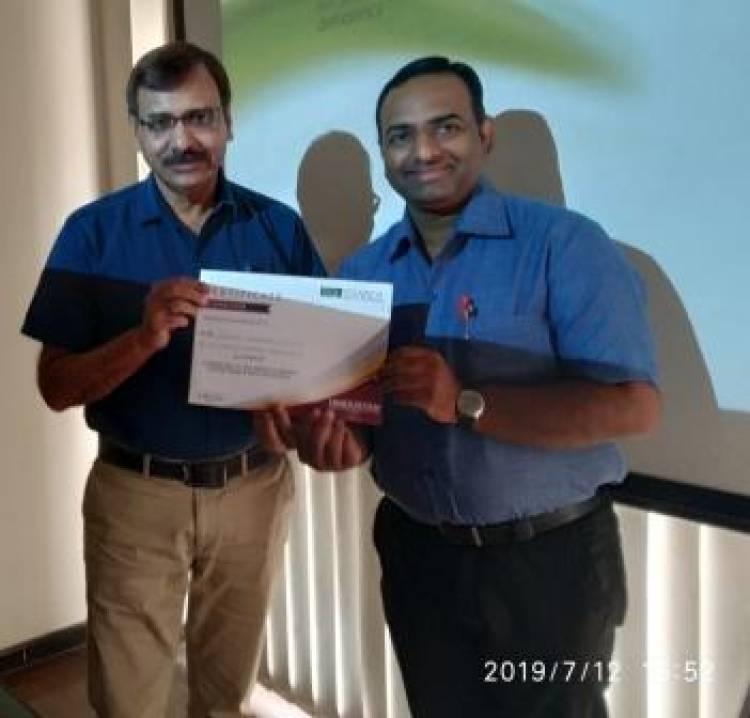 "Workshop on ""Skill-India"" @ HIMCS"