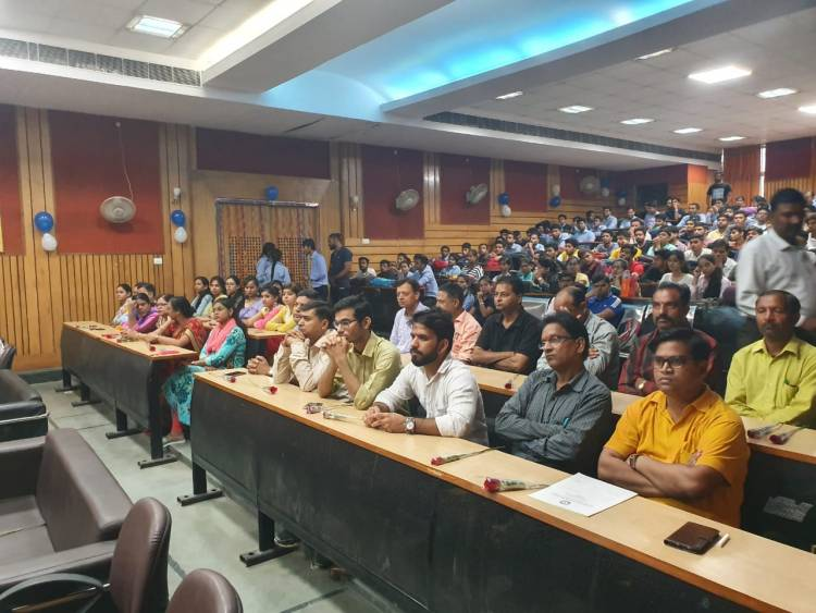 Teacher's Day Celebration at Anand College of Pharmacy