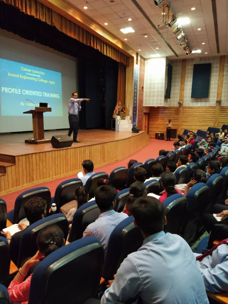 Guest lecture on Stress into Smile