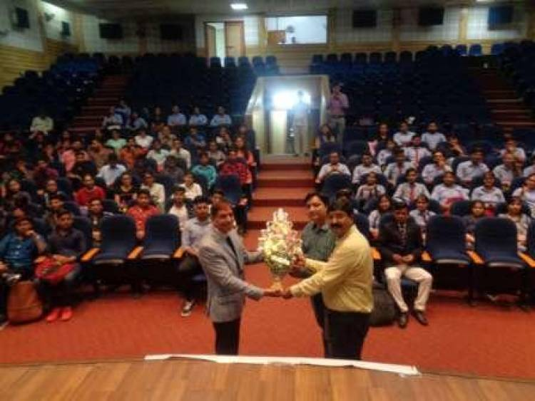 SDP organized by BBA department