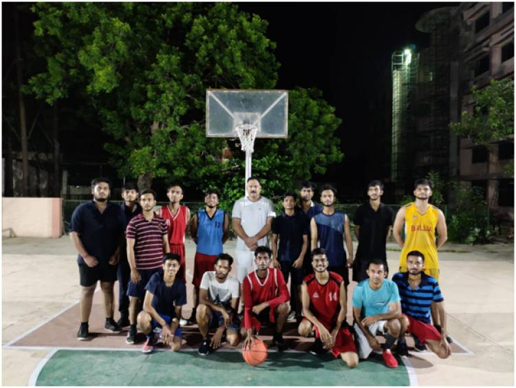 Inter-Faculty Basketball Tournament