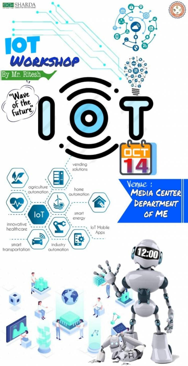 Workshop on IoT with AI