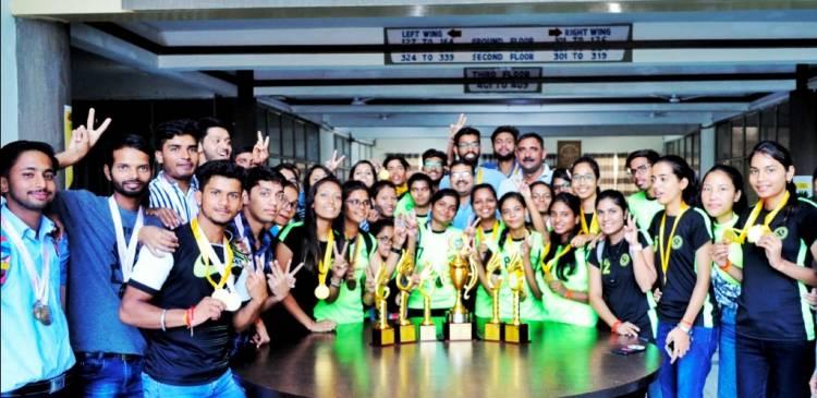 AKTU Zonal Sports Tournament