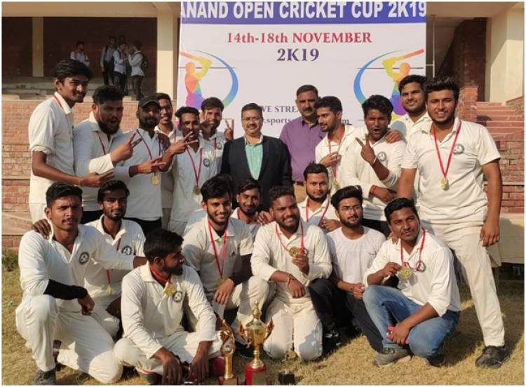 Anand Open Cricket Cup