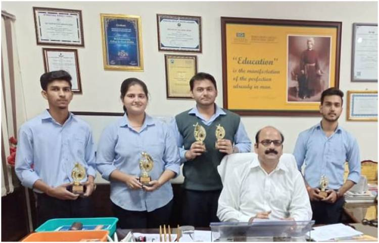 Hindustan College Celebrated International Student Day
