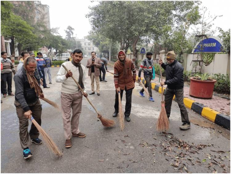 Cleanliness Awareness Campaign