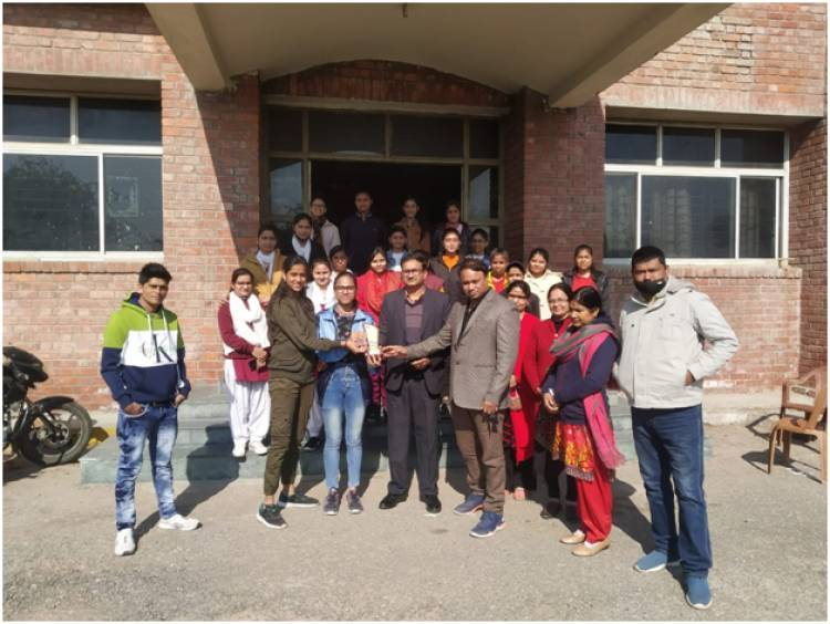 Anand College Of Education - Kho-Kho Tournament