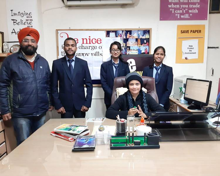Anand College of Pharmacy campus placed at Poly Medicure Ltd