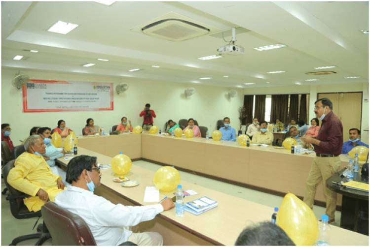 Training Program for Councilors (Parshads) of Agra Region - HIMCS