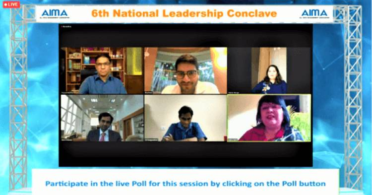 AIMA- 6th National Leadership Conclave